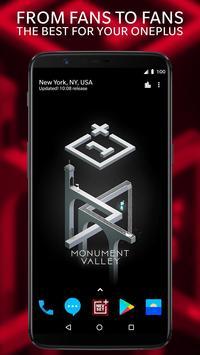 NEVSET : OnePlus & Never Settle Wallpapers screenshot 8