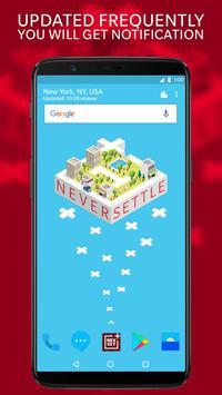 NEVSET : OnePlus & Never Settle Wallpapers screenshot 10