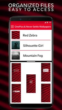 NEVSET : OnePlus & Never Settle Wallpapers screenshot 11
