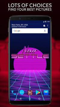 NEVSET : OnePlus & Never Settle Wallpapers screenshot 12
