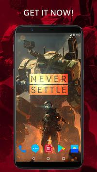 NEVSET : OnePlus & Never Settle Wallpapers screenshot 14
