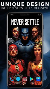 NEVSET : OnePlus & Never Settle Wallpapers screenshot 2