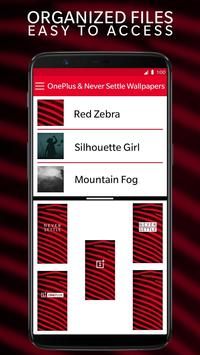 NEVSET : OnePlus & Never Settle Wallpapers screenshot 3