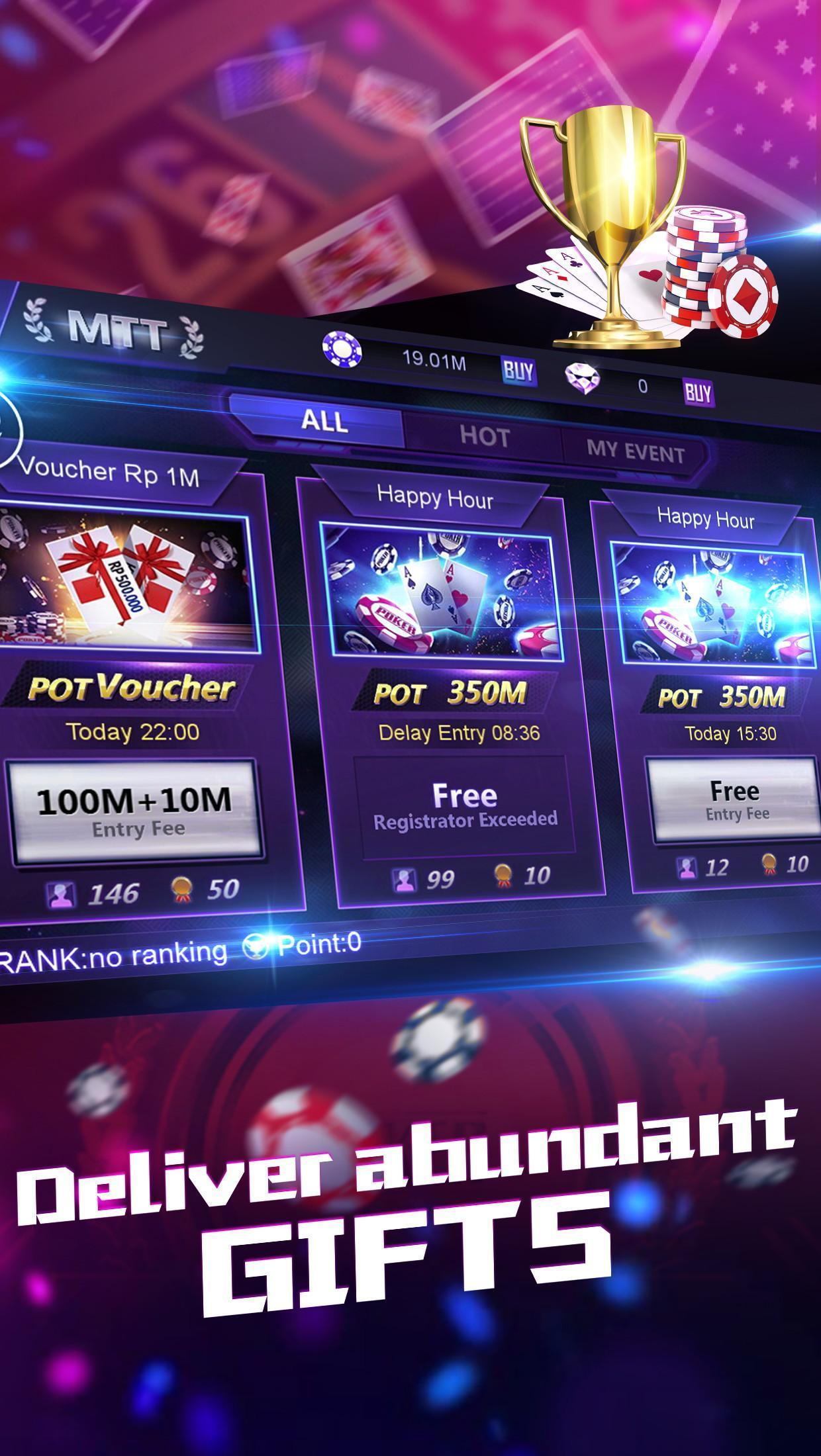 Royal Poker Pulsa Texas For Android Apk Download