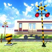 脱出ゲーム 電車のある道 icon