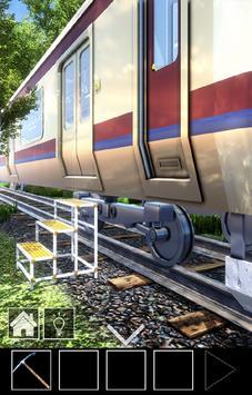 脱出ゲーム 電車のある道 screenshot 11