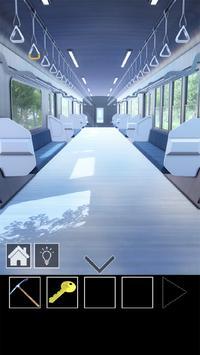脱出ゲーム 電車のある道 screenshot 2