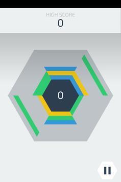 Hextris screenshot 5