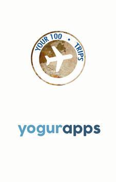 100 Trips: Dream destinations apk screenshot