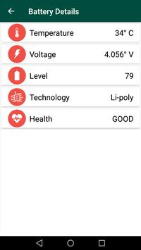 Battery Saver - Battery Doctor & Fast Charger screenshot 12