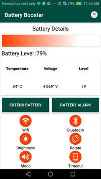 Battery Saver - Battery Doctor & Fast Charger screenshot 5