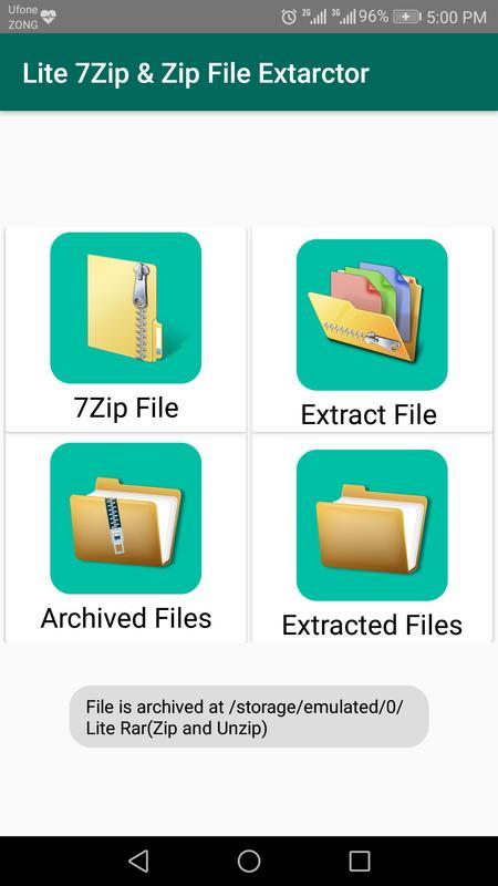 Rar zip tar 7z file extractor apk download   apkpure. Co.