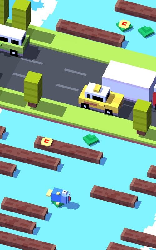 Yodo 1 games/Crossy road - YouTube