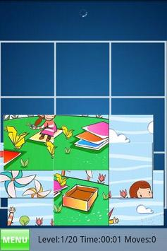 Kids Fill Puzzles apk screenshot