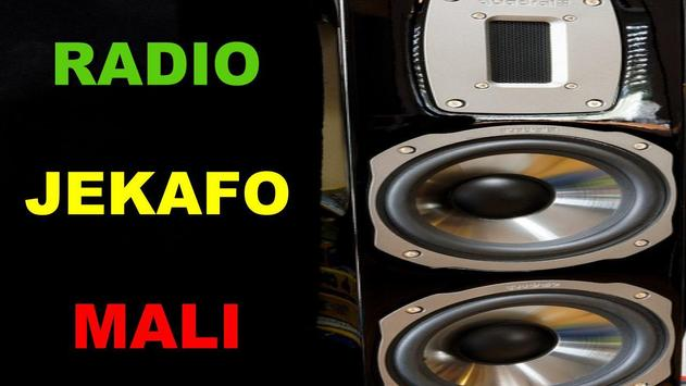 Radio for Jekafo Mali Direct poster