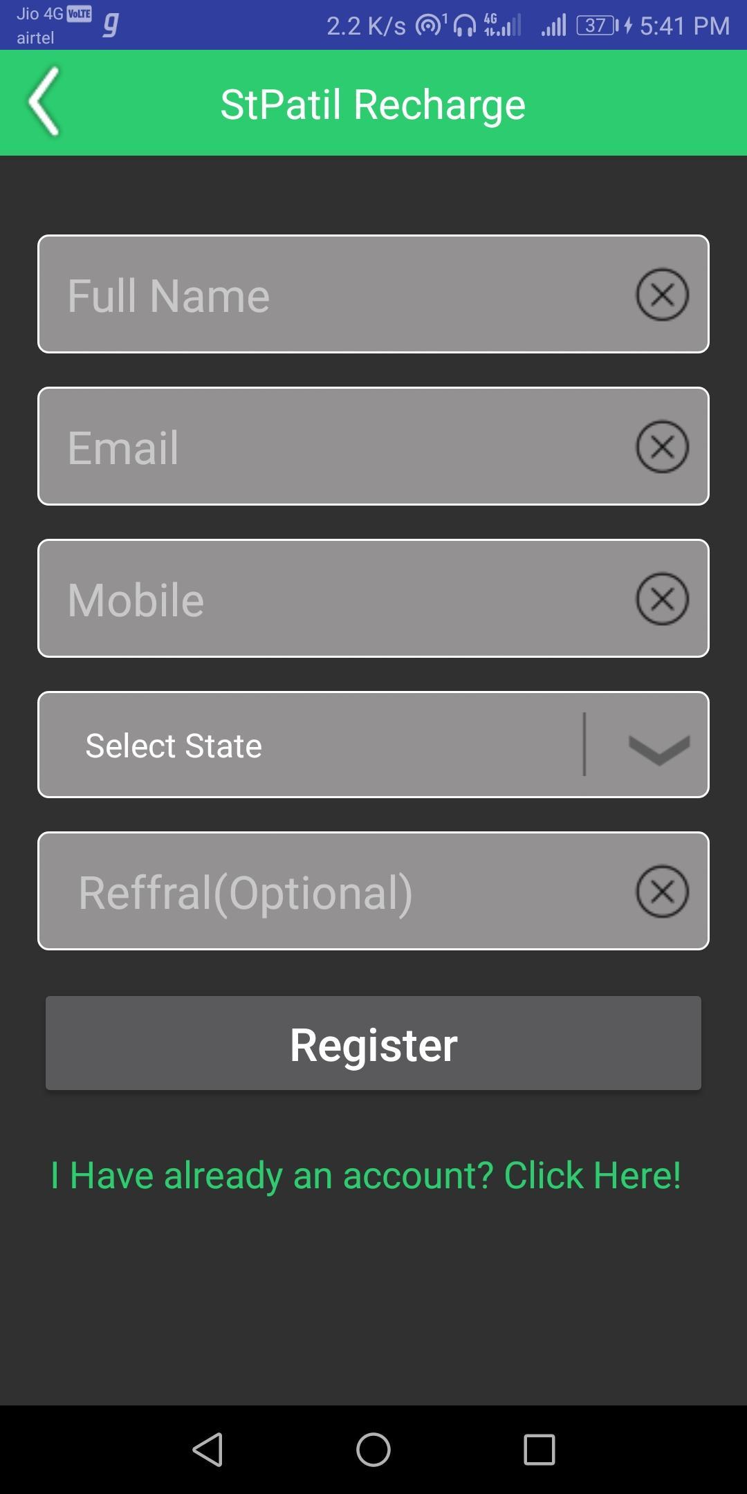 STPATIL ONLINE RECHARGE & SHOPPING for Android - APK Download