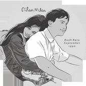 Novel Dilan1990 - Rahasia di balik film icon