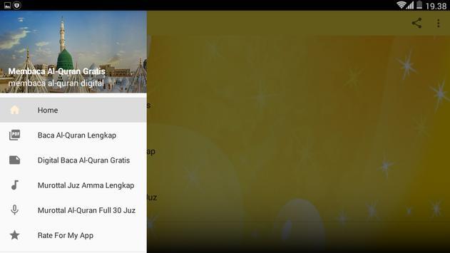 Al-Quran Gratis apk screenshot