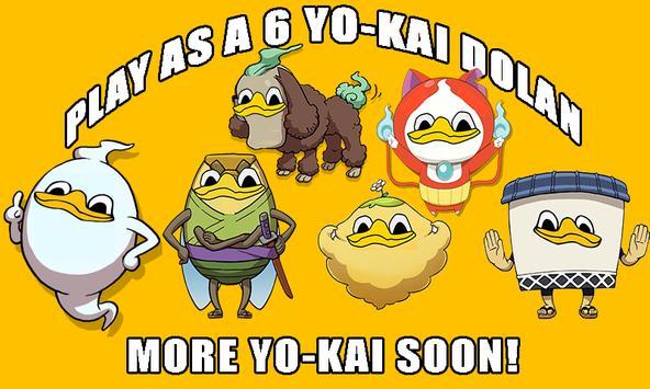 YO-KAI DOLAN poster