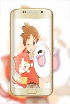 yokai watch wallpaper screenshot 5