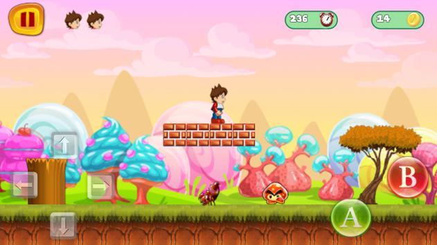 Super Y-kai Runner Adventures screenshot 1