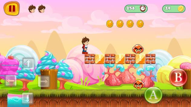 Super Y-kai Runner Adventures screenshot 3