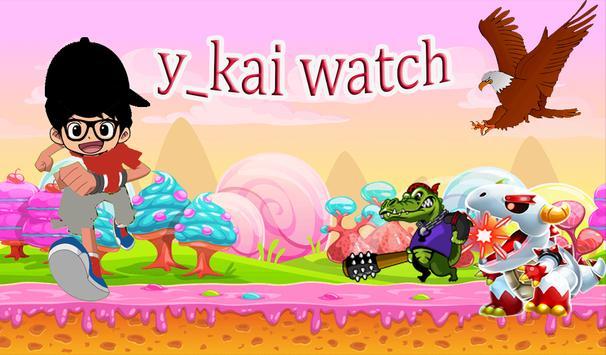 Super Y-kai Runner Adventures screenshot 8