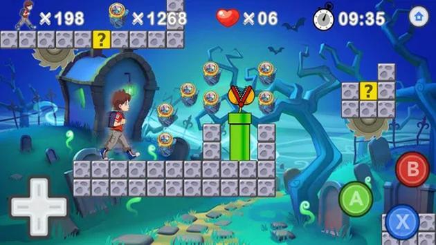 👻Yokai Ninja Go apk screenshot