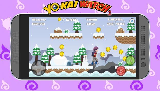 👻Yokai Adventure World apk screenshot
