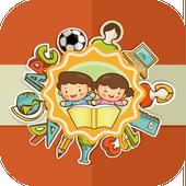 Educational Kids Game Free App icon
