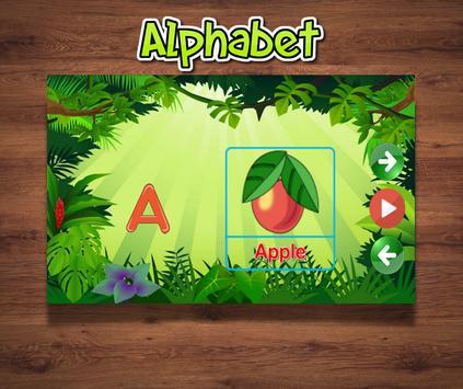 Educational Kids Game Free App screenshot 4