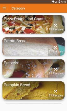 Bread Recipes screenshot 4