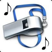 Yoo-hoo! Whistle phone finder icon