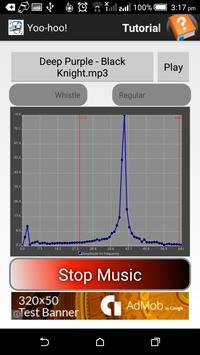 Yoo-hoo! Whistle phone finder screenshot 1