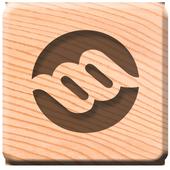 합판, 루바, 집성목, 인테리어 목조주택자재전문 미주목 icon