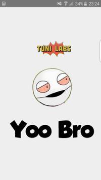 Yoo Bro Jokes poster