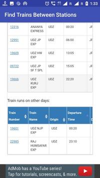 Indian Rail & PNR screenshot 5