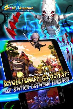 Sword Adventure-3D MMOARPG apk screenshot