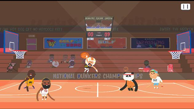 Dunkers2 screenshot 3