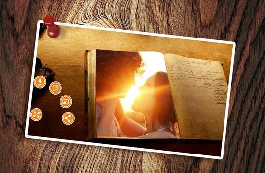 قاب عکس کتاب poster