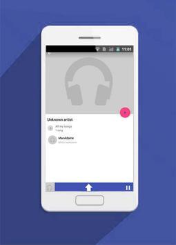 موزیک پلیر screenshot 2