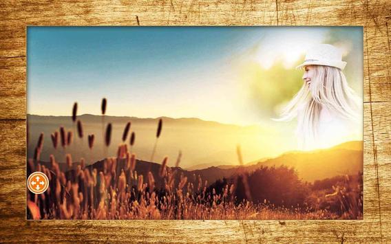 عکس شما در غروب خورشید poster