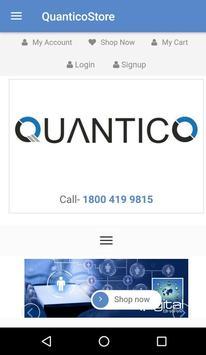 QuanticoStore poster