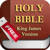 Holy Bible King James icon