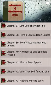 Huckleberry Finn apk screenshot