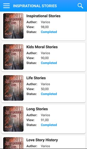 Inspirational Stories for Android - APK Download