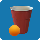 Beer Pong Spicer Drinking game icon