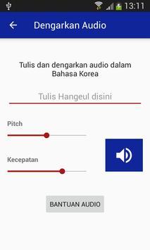 Bahasa Korea Belajar Bersama screenshot 7