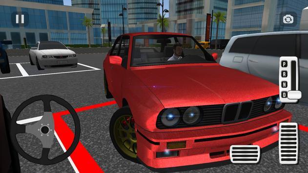Car Parking Simulator: E30 apk screenshot
