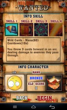 Legend Of Master Card apk screenshot